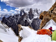 Trango Advanced Base Camp