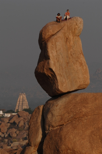 The magical Hampi, India, ©Evrard_Wendenbaum