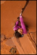 Learning Crack climbing et Indian Creek ©Yannick_Boissenot