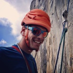Fabien boyfriend of Marion a wonderful man, not even worried to embark in a bold climb with three women