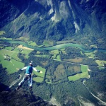 Firsts Earth jumps in Gorgeous Norway