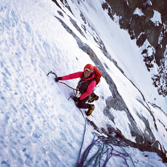 Climbing ;)  Rémi_Thivel